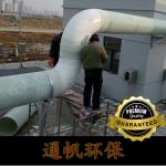 污水池盖板、污水池加盖处理废气、污水池臭气采用生物除臭设备
