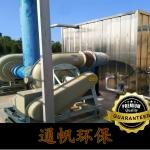 污水处理厂立式生物滤池除臭设备