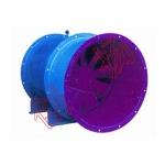 工程风机价格实惠 成都HL3-2型低噪声混流工程风机厂家