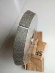 30目電鍍金剛石砂輪 剎車片倒角專用砂輪