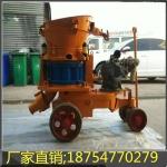 建筑用喷浆机厂家直销 轨轮喷浆机价格优惠胶轮喷浆机