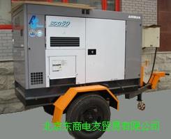 日本AIRMAN北越工業發電機組 SDG500S