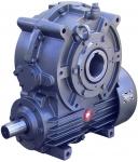 東邁SCWS空心軸減速機SCWU/SCWO蝸輪蝸桿減速器