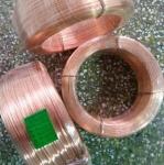 巨盛红铜线焊嘴紫铜导电嘴用紫铜线材 价格优惠