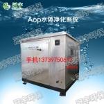 建筑生活热水系统专用AOT水杀菌消毒设备