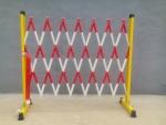 玻璃钢安全围栏2.5米杰安达牌绝缘伸缩围栏1.2米高厂家批发