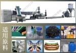 常州厂家直销经济型粉碎料回收造粒机pppe造粒机