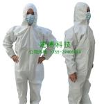 一次性防水防油污衣服 油漆服喷涂服喷打农药防护服