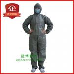 加厚无纺布连体服/一次性防尘服手术衣隔离衣