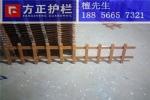六安PVC小区花池护栏 各种型号塑钢护栏厂家 PVC围栏直销