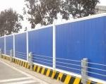 南通PVC绿化护栏生产直销、南通塑钢施工围挡厂家
