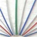 316L不锈钢环保绳 不锈钢钢丝绳 电梯专用钢丝绳