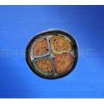 四川 美河线缆 VV22钢带铠装护套电力电缆国标