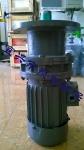 BLD10环保水处理搅拌机,搭配加药桶的搅拌机