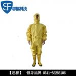 连体式防护服