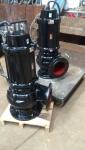 离心泵厂家50WQ-10-10-0.75管理维修方便性能平稳