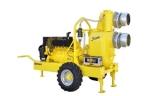 意大利知名品牌瓦瑞斯科JD10-305G 10寸防汛排污泵
