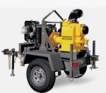 帮助积水地区迅速脱水 -离心式污水泵威克诺森