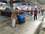 南寧農貿市場用全自動清潔機總代理