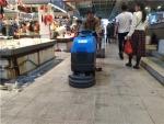 北海農貿市場清潔地面灰塵、泥土、沙子、油污洗地車總代理
