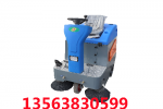 騰陽電動掃地車代替人工解決各種清掃難題