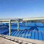 廢氣管道沁河鎮密封池集廢氣玻璃鋼管道生產廠家