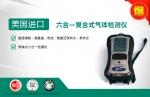 有毒有害气体检测仪PGM-62X8六合一气体分析仪