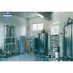 成都啟洲包裝反滲透設備離子交換混床/SE相結合超純水設備