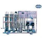 QZ-CRO-500L/H(標準)組合式純凈水制取機組(二級