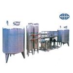 QZ-CRO-2T/H(豪華)二級反滲透純凈水設備