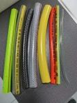 塑料软管 高压软管 pvc纤维增强软管 家用工厂机械配套
