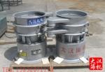 永康砂轮材料振动筛 小型振动筛 400-1P振动筛