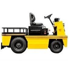 四川捷成机械 QSD100EX 蓄电池防爆牵引车