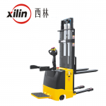 西林全电动堆高车重载可移动货叉叉车CDD20H
