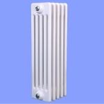 钢制柱式散热器新型暖气片批发 钢四柱散热器