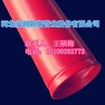 2013年底钢质线缆保护管/热浸塑线缆保护管