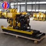 200米液压水井钻机 HZ-200YY移机款打井机械成套设备