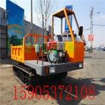 重庆履带式运输车 液压式履带全地形工程履带运输车