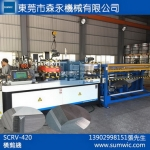 sumwic變壓器SCRV-420橫剪機價格