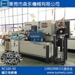 森永机械变压器RC100-40铁芯卷绕机定制