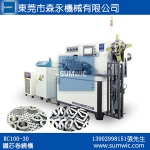 广东精密方形铁芯机森永机械变压器高速铁芯卷绕机定制