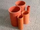 多联塑胶供应易信达PVC-C橘红色高压电力电缆护导管167*