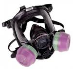 供应诺斯760008A硅胶全面罩防毒面具