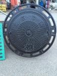 北京销售规格重型球磨铸铁井盖 篦子400*700