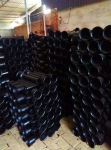 供应哈尔滨新兴国标铸铁管 弯头三通各种管件批发