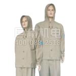 500KV带电作业憎水性屏蔽服,阻燃带电作业憎水性屏蔽服