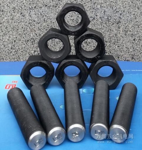 ASTM A193 L7M 螺柱 A194 7M 螺母