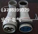 400V三相四級15A固定式防爆插座15YT/GZ-4K-4