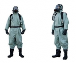 RHFIA型全封闭重型防化服 呼吸器内置式防化服