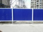 武汉市政围挡,随州工地围挡,孝感PVC围栏环保新规范